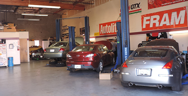 ASAP Automotive's Garage
